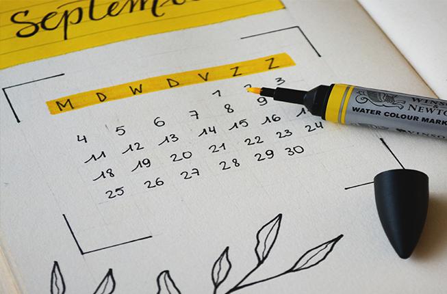 Collegamento a Calendario delle lezioni a.a. 2021/22