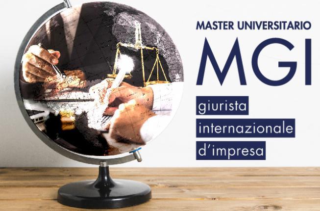 Collegamento a Master in GIURISTA INTERNAZIONALE D'IMPRESA